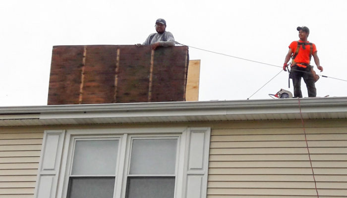 Arlington Heights Il New Roof Installation Rako Roofing