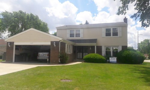 Arlington Heights IL – New Roof Installation